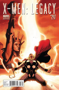 Cover Thumbnail for X-Men: Legacy (Marvel, 2008 series) #247 [Thor Goes Hollywood Variant Edition]