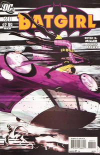 Cover Thumbnail for Batgirl (DC, 2009 series) #20 [Direct Sales]