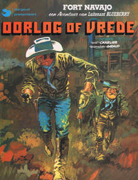 Cover Thumbnail for Luitenant Blueberry (Dargaud Benelux, 1965 series) #5 - Oorlog of vrede