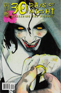 Cover Thumbnail for 30 Days of Night: Spreading the Disease (IDW, 2006 series) #2 [Cover A Alex Sanchez]