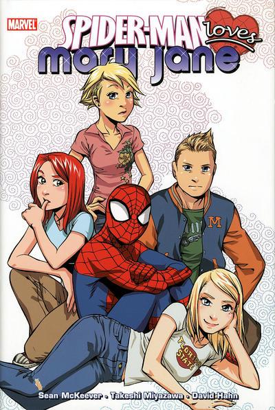 Cover for Spider-Man Loves Mary Jane (Marvel, 2007 series) #2