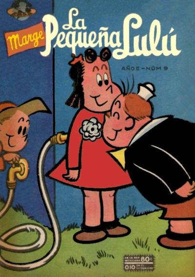 Cover for La Pequeña Lulú (Editorial Novaro, 1951 series) #9