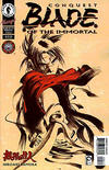 Cover for Blade of the Immortal (Dark Horse, 1996 series) #4