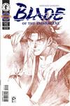Cover for Blade of the Immortal (Dark Horse, 1996 series) #21