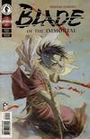 Cover for Blade of the Immortal (Dark Horse, 1996 series) #35