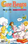 Cover for Care Bears (Semic, 1988 series) #1/1989