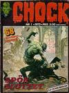 Cover for Chock (Semic, 1972 series) #1/1972