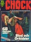 Cover for Chock (Semic, 1972 series) #8/1973