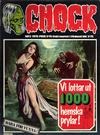 Cover for Chock (Semic, 1972 series) #3/1975