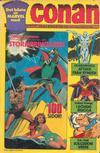 Cover for Conan (Semic, 1973 series) #2/1974