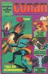 Cover for Conan (Semic, 1973 series) #3/1974