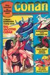 Cover for Conan (Semic, 1973 series) #4/1974