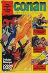 Cover for Conan (Semic, 1973 series) #5/1974