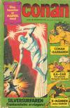 Cover for Conan (Semic, 1973 series) #1/1975
