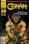 Cover for Conan (Semic, 1990 series) #1/1991