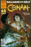 Cover for Conan (Semic, 1990 series) #2/1991