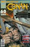 Cover for Conan (Semic, 1990 series) #5/1991