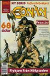 Cover for Conan (Semic, 1990 series) #6/1991