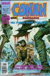 Cover for Conan (Semic, 1990 series) #7/1991