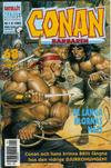 Cover for Conan (Semic, 1990 series) #1/1992