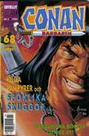 Cover for Conan (Semic, 1990 series) #3/1992