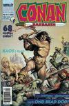 Cover for Conan (Semic, 1990 series) #4/1992