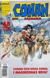 Cover for Conan (Semic, 1990 series) #6/1992