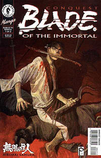 Cover Thumbnail for Blade of the Immortal (Dark Horse, 1996 series) #2