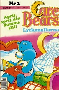 Cover Thumbnail for Care Bears (Semic, 1988 series) #2/1988