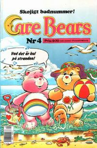 Cover Thumbnail for Care Bears (Semic, 1988 series) #4/1988