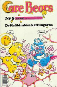 Cover Thumbnail for Care Bears (Semic, 1988 series) #5/1988