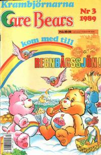 Cover for Care Bears (Semic, 1988 series) #3/1989