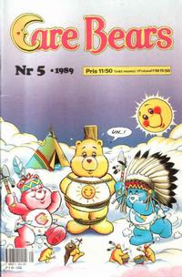 Cover Thumbnail for Care Bears (Semic, 1988 series) #5/1989