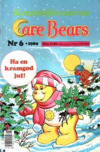 Cover Thumbnail for Care Bears (Semic, 1988 series) #6/1989