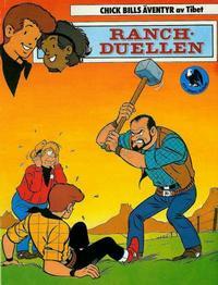 Cover Thumbnail for Chick Bills äventyr (Semic, 1980 series) #5