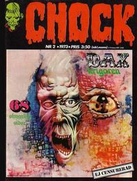 Cover Thumbnail for Chock (Semic, 1972 series) #2/1973