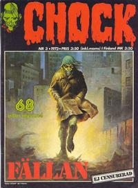 Cover Thumbnail for Chock (Semic, 1972 series) #3/1973