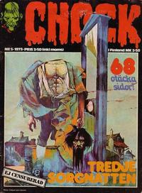 Cover Thumbnail for Chock (Semic, 1972 series) #5/1973