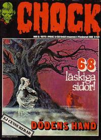 Cover Thumbnail for Chock (Semic, 1972 series) #6/1973