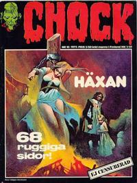 Cover Thumbnail for Chock (Semic, 1972 series) #10/1973