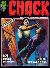 Cover Thumbnail for Chock (Semic, 1972 series) #11/1973