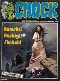 Cover Thumbnail for Chock (Semic, 1972 series) #9/1975
