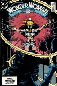 Cover Thumbnail for Wonder Woman (DC, 1987 series) #34 [Direct]