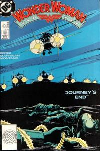 Cover Thumbnail for Wonder Woman (DC, 1987 series) #35 [Direct]