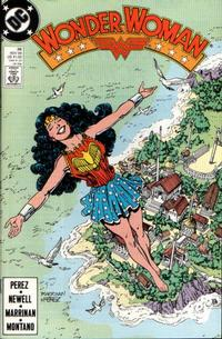 Cover Thumbnail for Wonder Woman (DC, 1987 series) #36 [Direct]