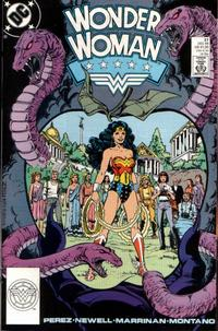 Cover Thumbnail for Wonder Woman (DC, 1987 series) #37 [Direct]