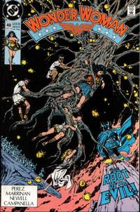 Cover Thumbnail for Wonder Woman (DC, 1987 series) #40