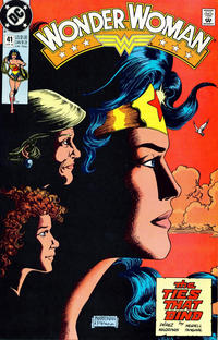 Cover Thumbnail for Wonder Woman (DC, 1987 series) #41