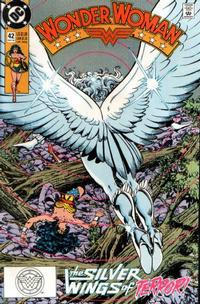 Cover Thumbnail for Wonder Woman (DC, 1987 series) #42