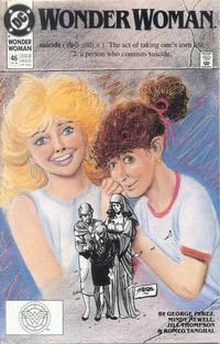 Cover Thumbnail for Wonder Woman (DC, 1987 series) #46